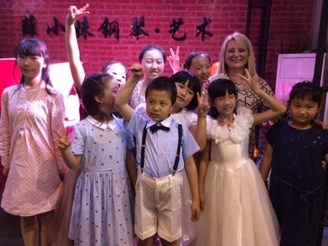Unterrichtsreise nach China