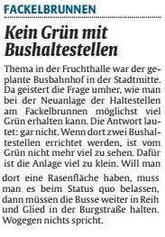 Verein für Baukultur und Stadtgestaltung Kaiserslautern e. V. - Verschmutzung - Fackelbrunnen