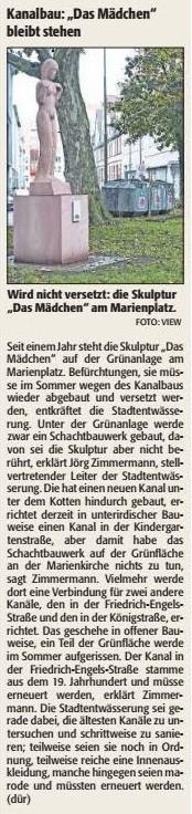 Verein für Baukultur und Stadtgestaltung Kaiserslautern e. V. - Korterplastik