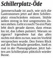 Verein für Baukultur und Stadtgestaltung Kaiserslautern e. V. - Schillerplatz