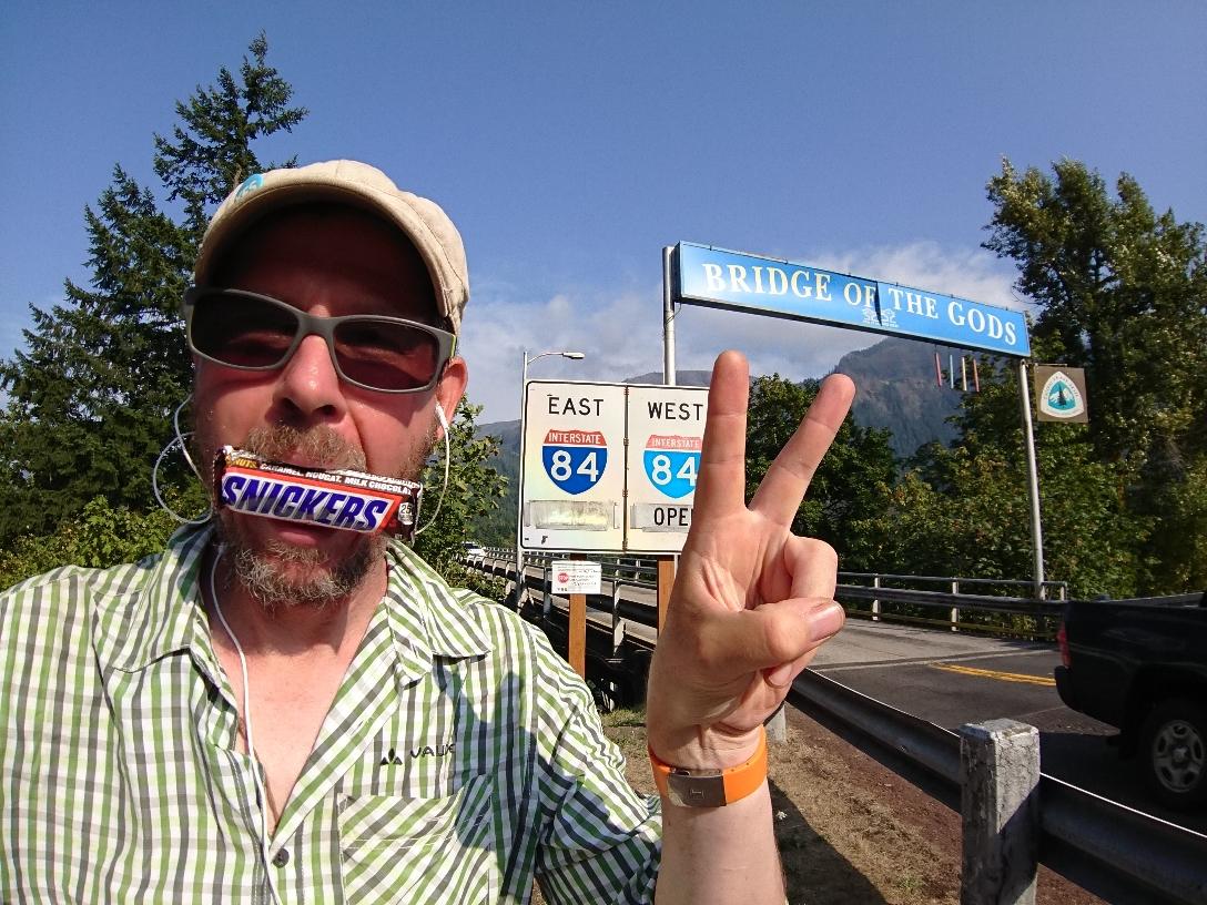 Washington geschafft: ca 720 km und 30.000 Höhenmeter in 27 Wandertagen
