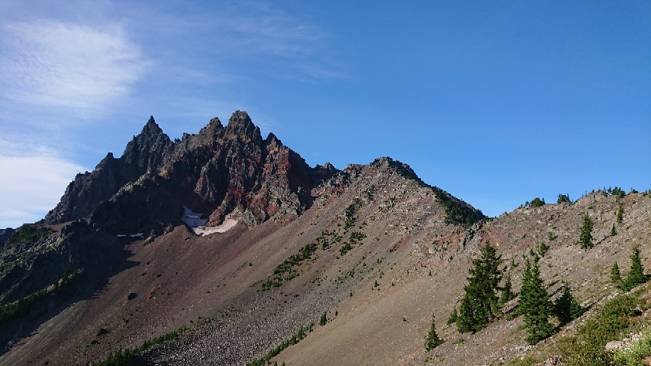 Three Fingered Jack, Oregon
