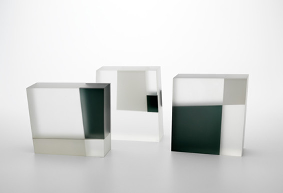 Jelly block Black&white