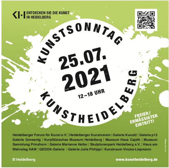 Kunstsonntag in der GEDOK Galerie 25.7.2021