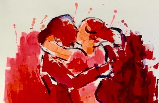 Canzoni d ' amore - Vortrag in der GEDOK Galerie