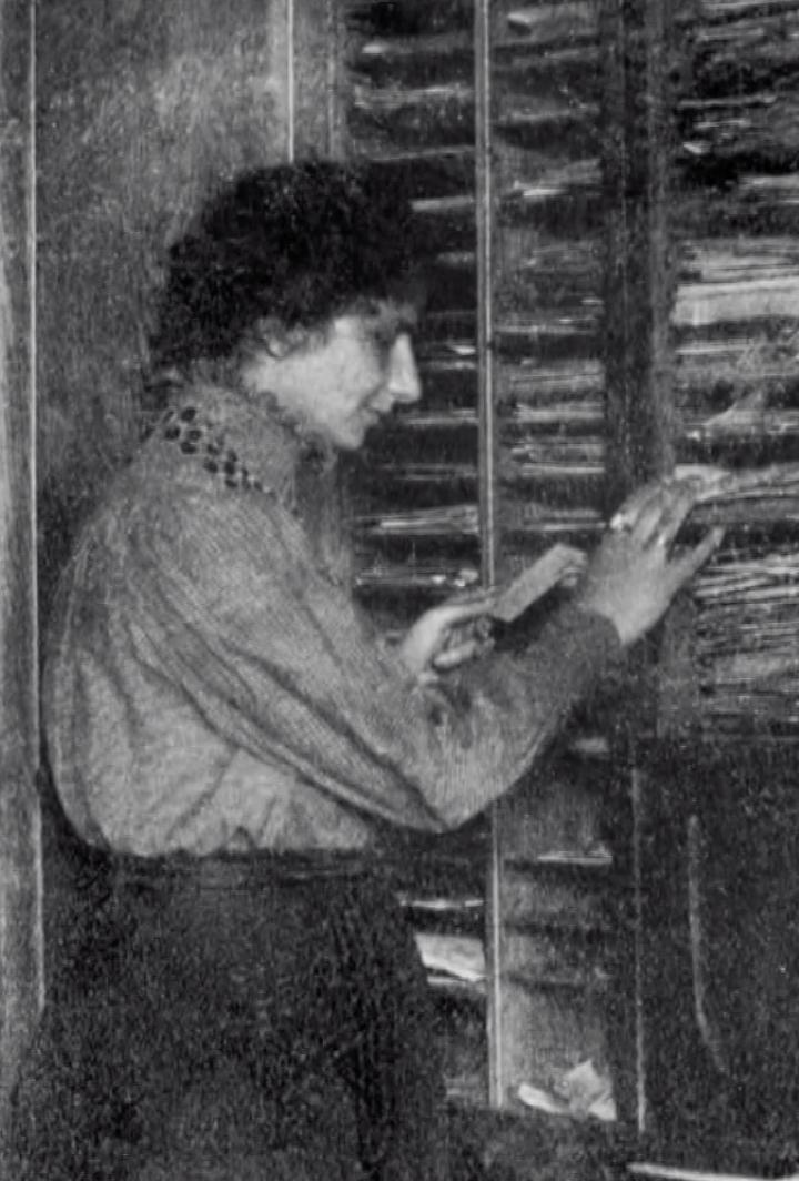 Film zu Ida Dehmel in der swr Mediathek