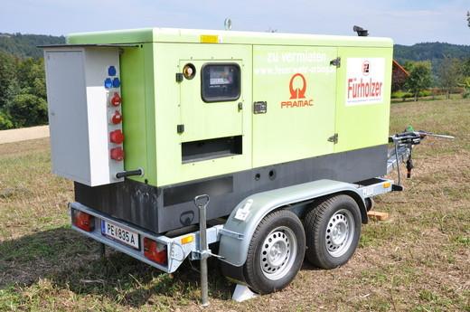 Notstromerzeuger 64 kVA