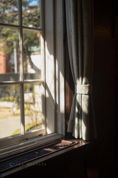 写真教室横浜 窓の写真