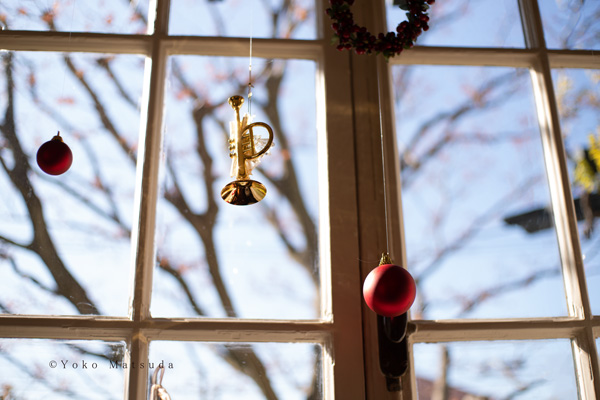 冬の窓辺 写真教室横浜