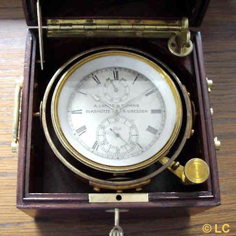 Marine-Chronometer der Kaiserlichen Marine von 1917