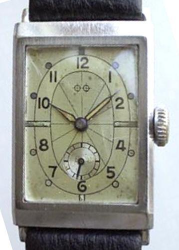 HAU Alpina mit Urofa 58 - Alpina-Deutsche Uhrmachergenossenschaft