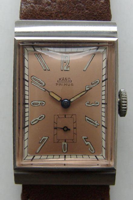 HAU Kano mit Urofa 58 - Firma Karl Nonnenmacher Pforzheim