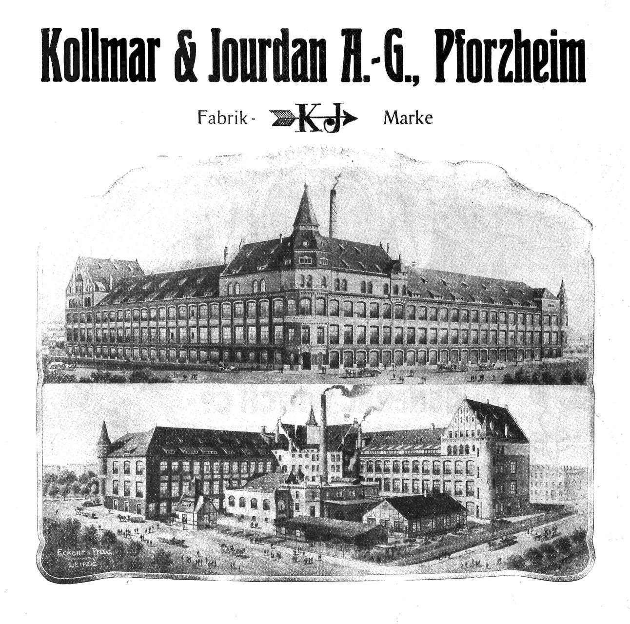 Das Fabrikationsgebäude des Gehäuseherstellers