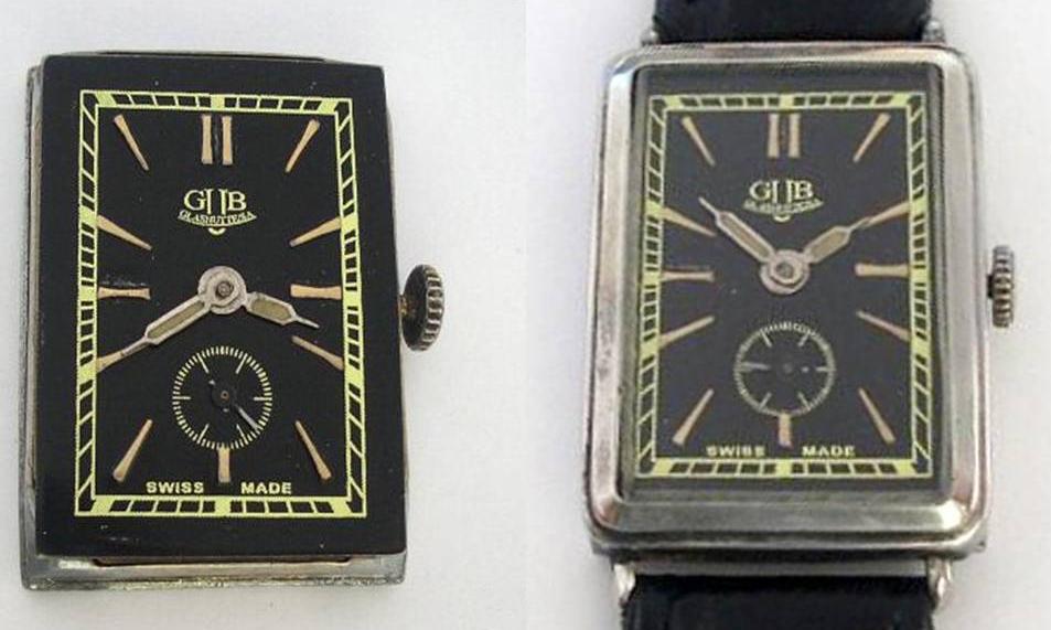 GUB Kaliber 62.2. Dass die Glashütter Uhrenbetriebe nicht in der Schweiz ansässig waren, dürfte offensichtlich sein.