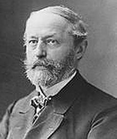 * 17. Dezember 1845 in Dresden; † 29. Oktober 1932 in Radebeul