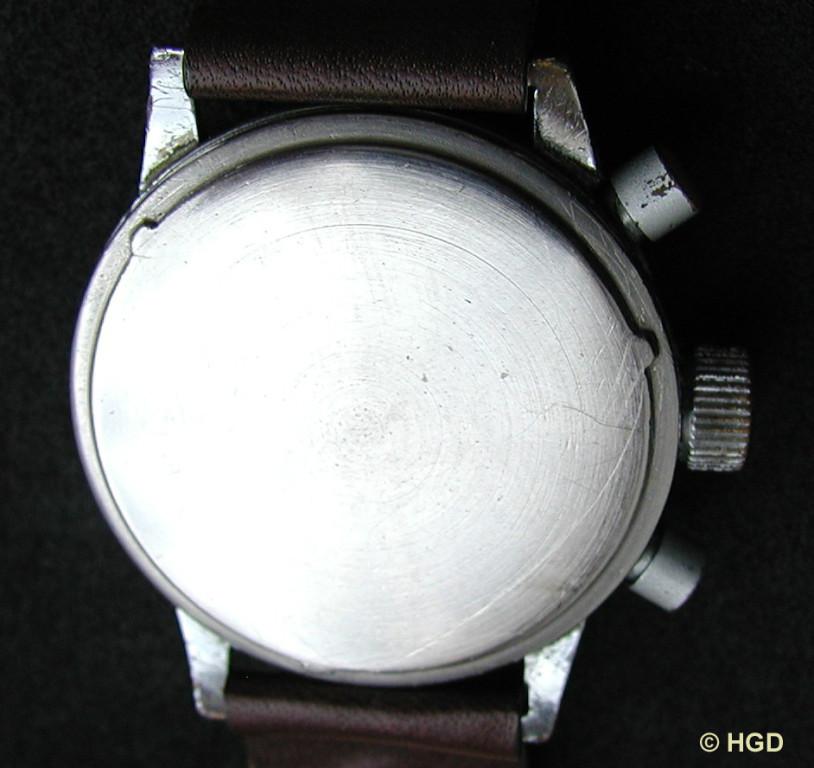 Deckel für Werknummer 215820 vermutl. nach 1945 Memmelsdorf von Dr.Kurtz Glashütter Tradition ohne Nummer
