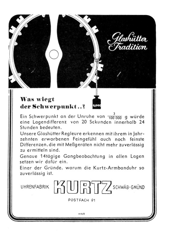 Die Uhr 1949 Heft 7 S.21