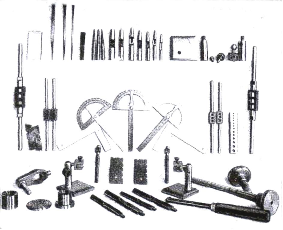 Werkzeuge verschiedenster Art