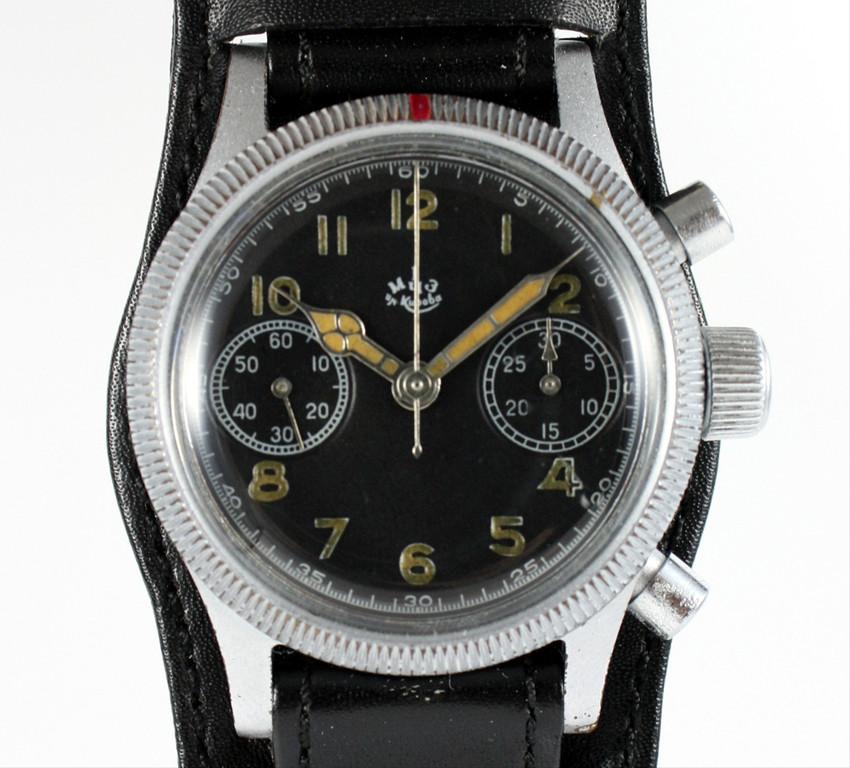 ZB mit der Kennung der 1. Moskauer Uhrenfabrik