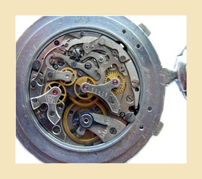 Das Werk der TU lässt die Glashütter Herkunft durchaus noch erkennen.