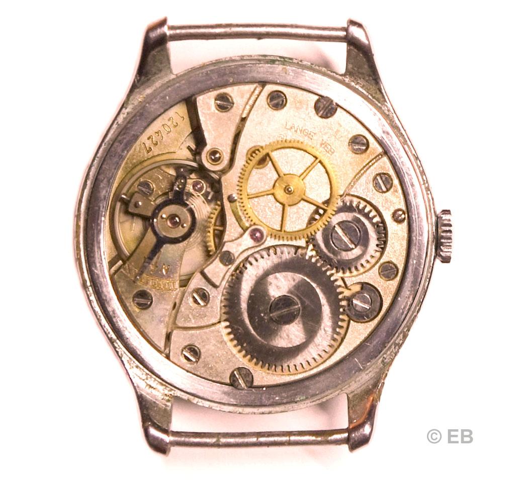 GUB Glashütte Chronograph Kal ET Sekundenrad 64
