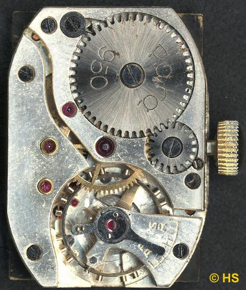 Urofa 58 als PaRa 950 in Para Klasse mit ; abgerundetes Werk ähnlich Precis & GUB 62