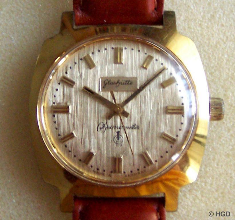 2. Chronometer 70.3 vom Versandhaus Quelle