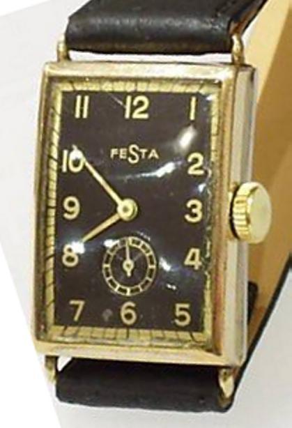 HAU Festa mit Urofa 58 - Alpina-Deutsche Uhrmachergenossenschaft