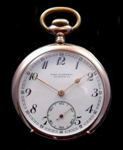 Fertigungszeit -  etwa Mitte der 1920er Jahre
