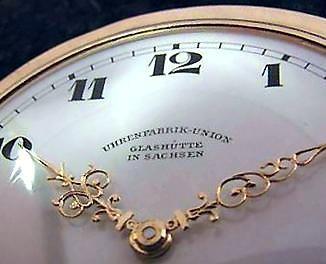 Die Zifferblattsignatur der Taschenuhren