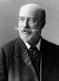 Kommerzienrat Emil Lange *1849   † 7. Oktober 1922