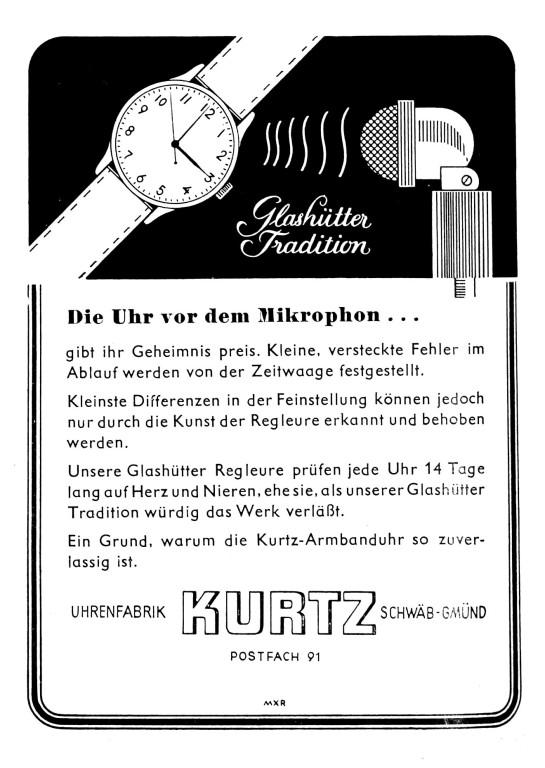 Die Uhr 1949 Heft 9 S.28