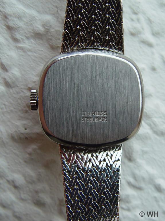 GUB DAU 09 - 60 verchromtes Gehäuse mit gedrücktem Edelstahldeckel