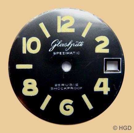 Original ZB 26,5mm, ohne Minuterie für 2. Gehäusevariante