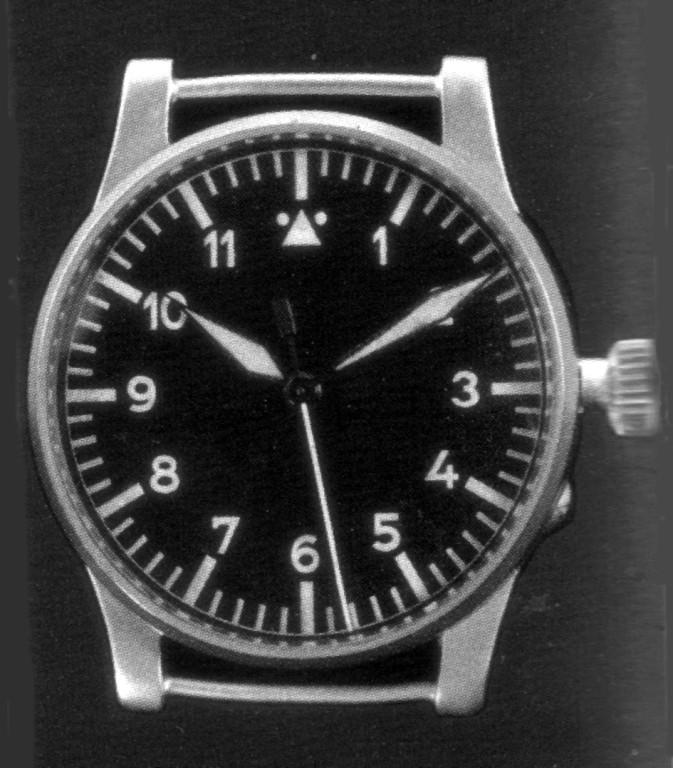 18.01.1940 (17 Stk.) Kal.45 Flieger B-Uhr