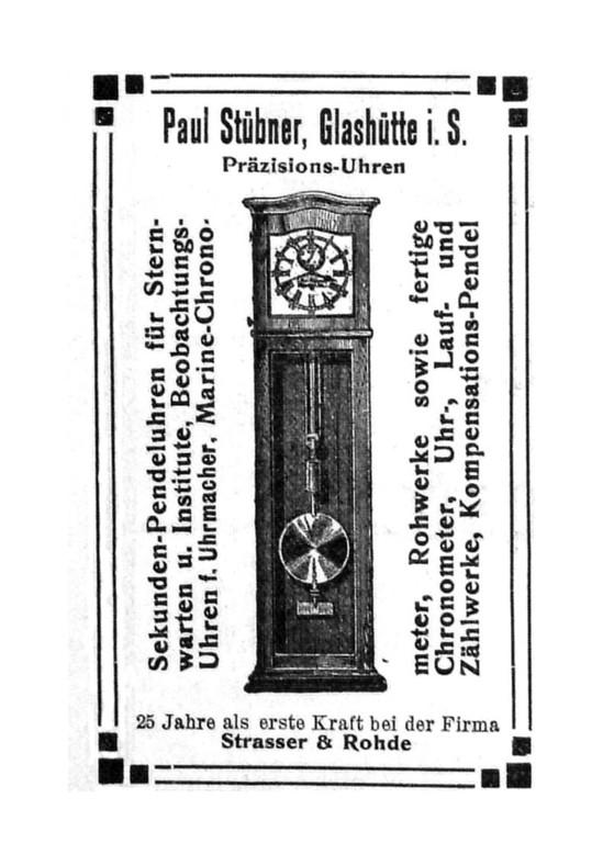 Deutsche Uhrmacher-Zeitung 1908