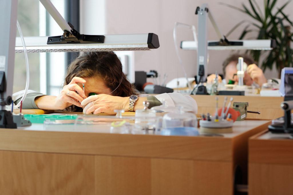 Das Montage-Atelier