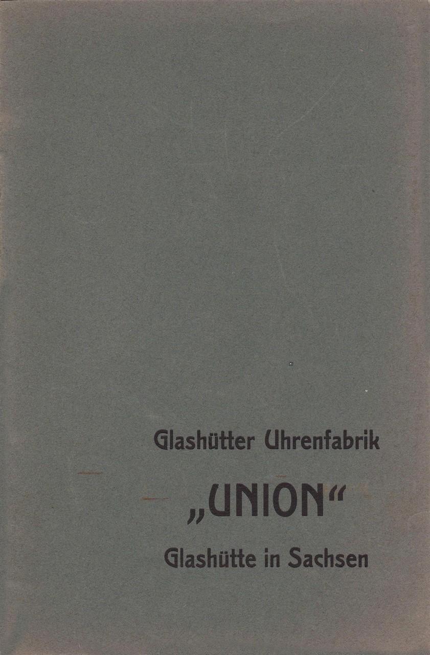 Angebotskatalog 1919