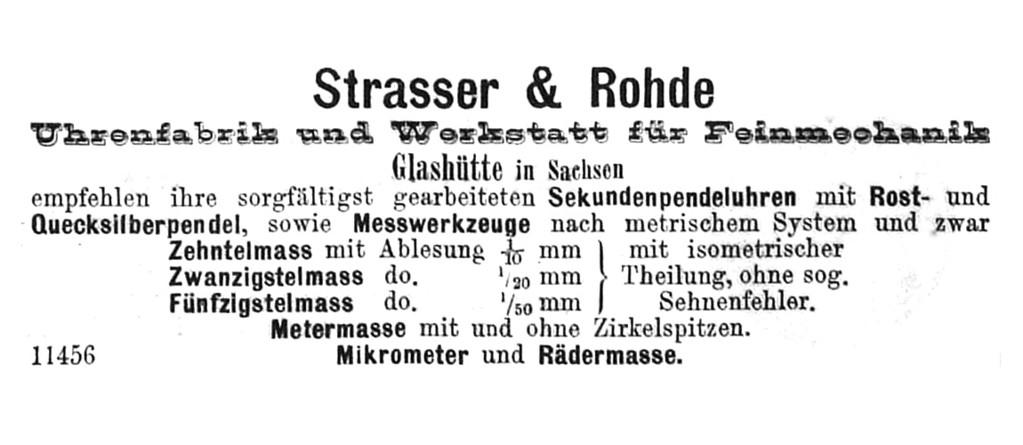 1885 Deutsche Uhrmacher-Zeitung Nr.13