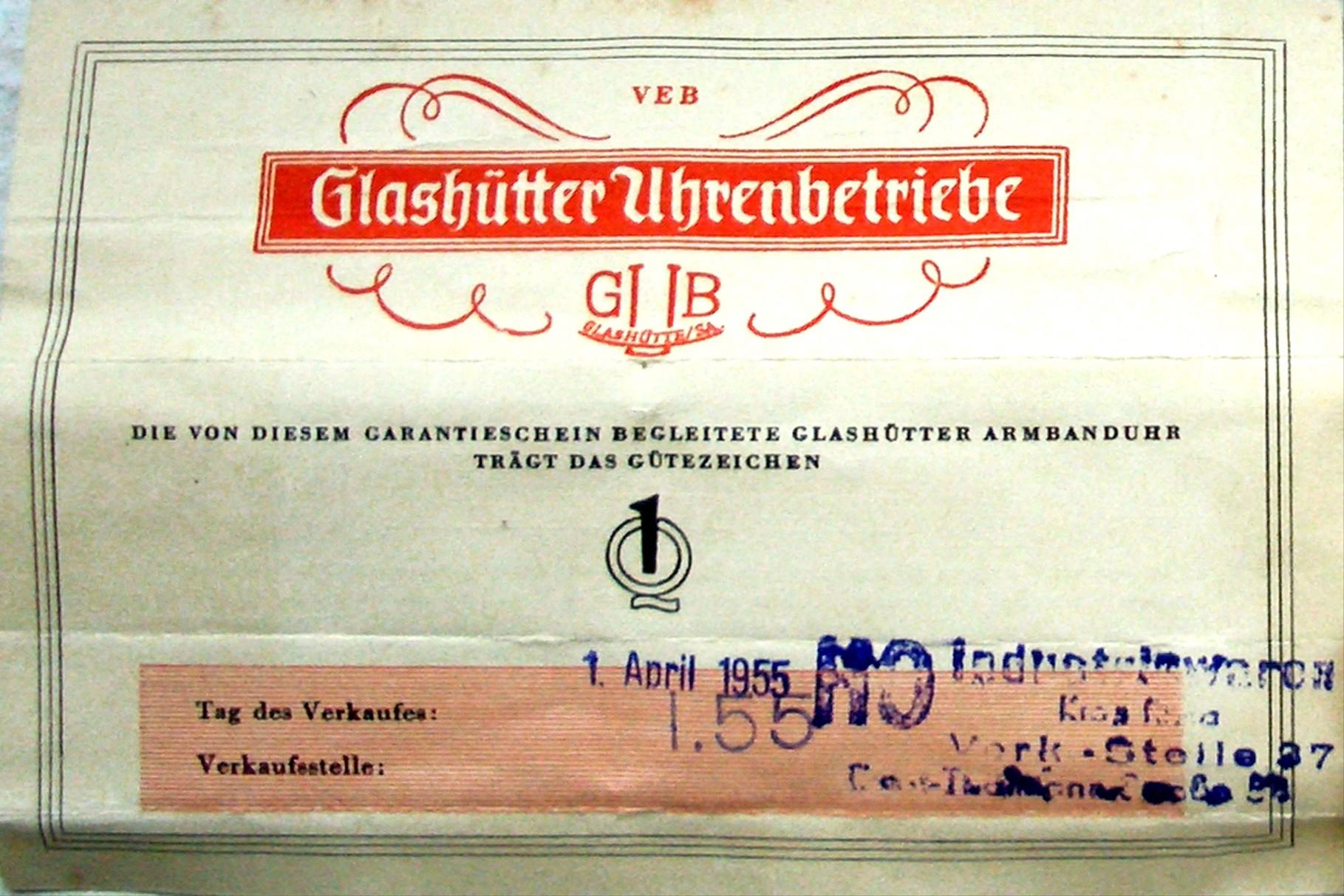 """""""Q"""" Das höchste Gütezeichen der DDR"""