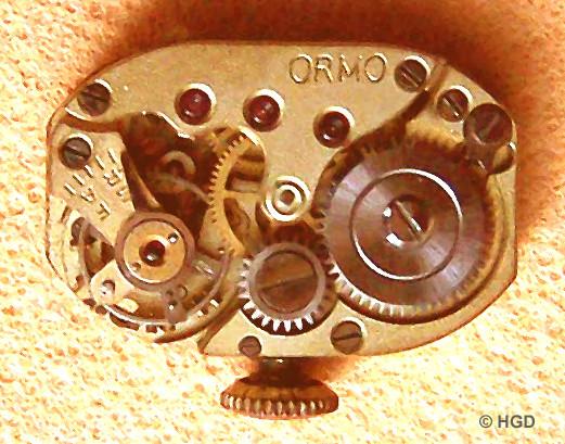 DAU Ormo- Firma Raisch & Wössner KG Pforzheim, mit Urofa 542