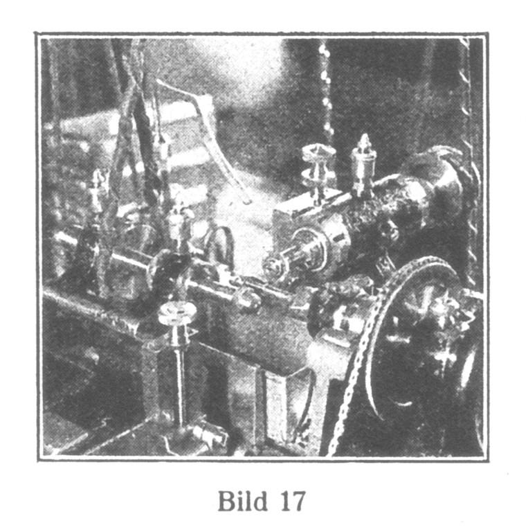 Bild 17: Der Federhaken wird aus dem Federkern herausgefräst.