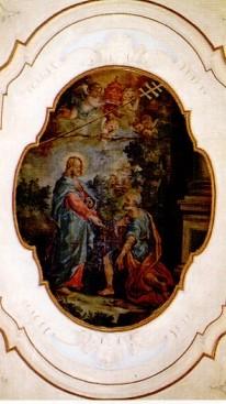 Consegna delle chiavi a S. Pietro