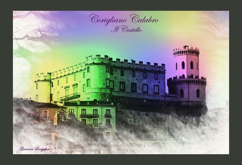 Il Castello di Corigliano Calabro