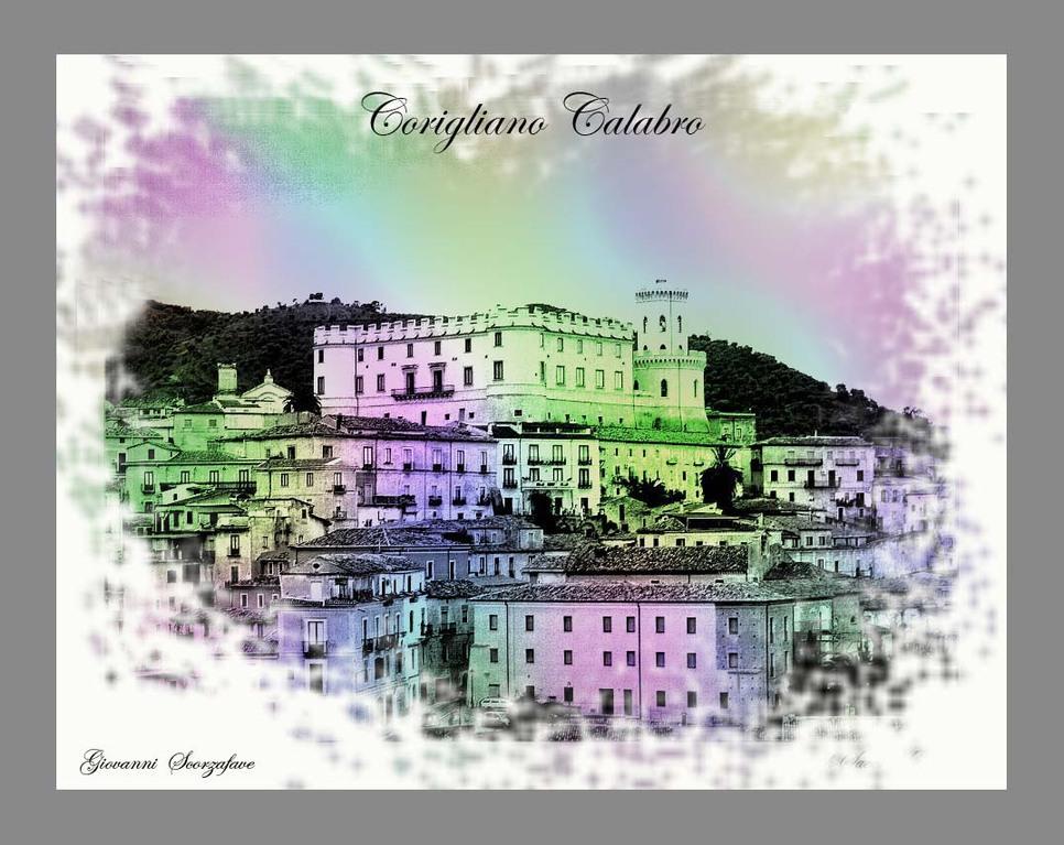 Il Castello della mia Città di Corigliano Calabro