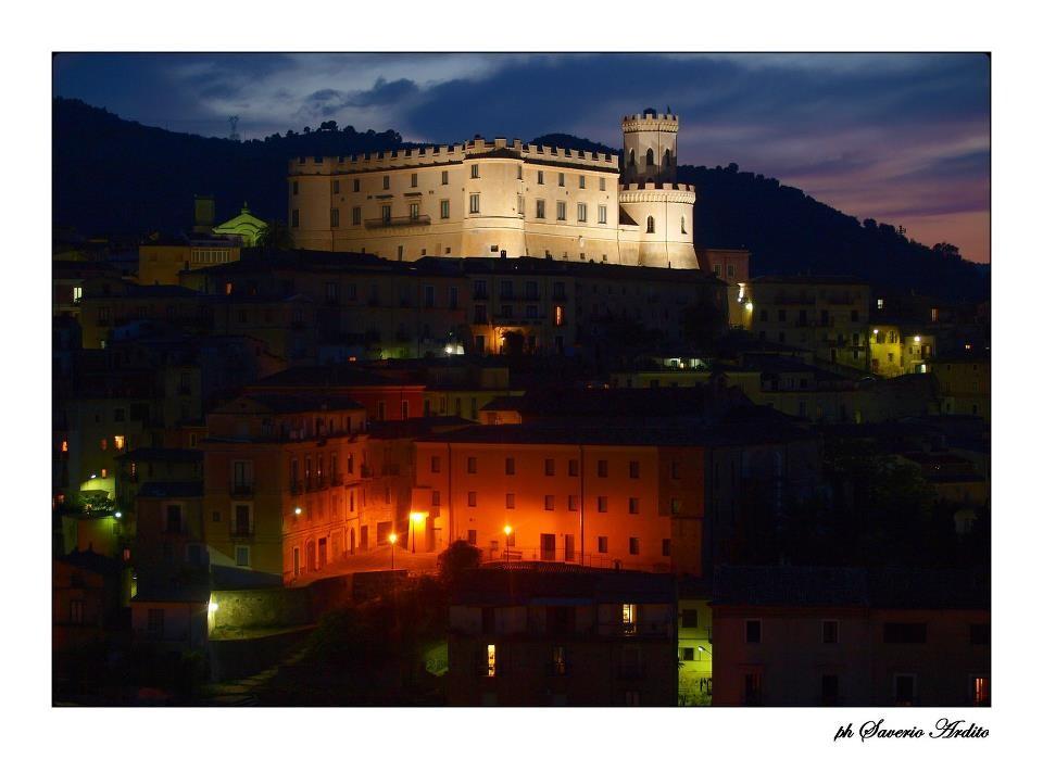 La mia città, Corigliano Calabro, di notte
