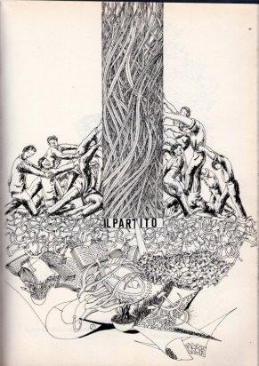 IL Precongresso come analisi per una scelta di classe(Gli scontri organizzati tra la componente operaia e la componente intellettuale in un partito che vuole rinnovare se stesso.