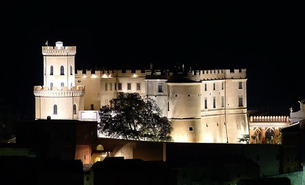 Sua Maestà...Il Castello