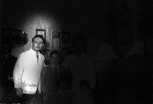 Fine anni '50 al Bar Gatto Bianco, Antonio Cimino