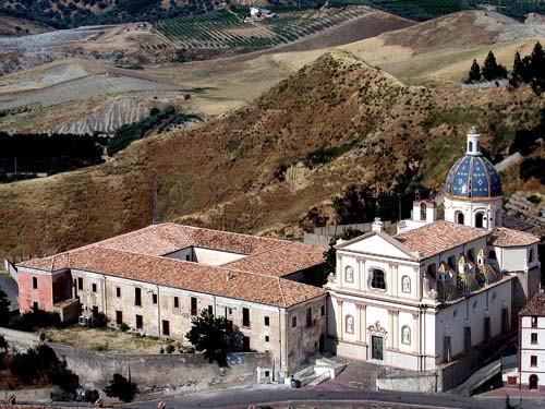 Chiesa di S.Antonio e il Convento